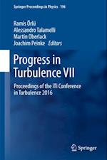 Progress in Turbulence VII (SPRINGER PROCEEDINGS IN PHYSICS)