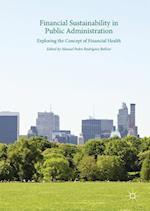 Financial Sustainability in Public Administration af Manuel Pedro Rodriguez-Bolivar