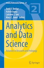Analytics and Data Science : Advances in Research and Pedagogy