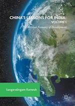 China's Lessons for India: Volume I