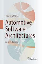 Automotive Software Architectures : An Introduction