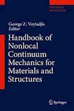 Handbook of Nonlocal Continuum Mechanics for Materials and Structures (Handbook of Nonlocal Continuum Mechanics for Materials and Structures)