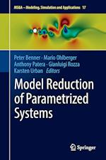 Model Reduction of Parametrized Systems (Ms&a, nr. 17)