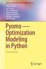 Pyomo - Optimization Modeling in Python (Springer Optimization And Its Applications)