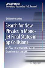 Search for New Physics in Mono-jet Final States in pp Collisions : at sqrt(s)=13 TeV with the ATLAS Experiment at the LHC