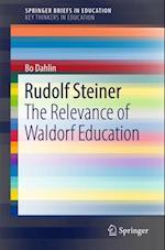 Rudolf Steiner (Springer Briefs in Education)