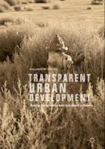 Transparent Urban Development