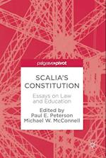 Scalia's Constitution : Essays on Law and Education