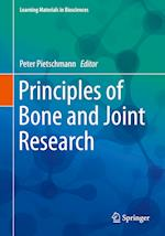 Principles of Bone and Joint Research (Learning Materials in Biosciences)