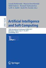 Artificial Intelligence and Soft Computing : 16th International Conference, ICAISC 2017, Zakopane, Poland, June 11-15, 2017, Proceedings, Part I