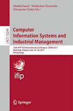 Computer Information Systems and Industrial Management (Lecture Notes in Computer Science, nr. 10244)
