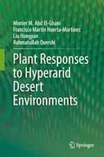 Plant Responses to Hyperarid Desert Environments