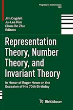 Representation Theory, Number Theory, and Invariant Theory (Progress in Mathematics, nr. 323)