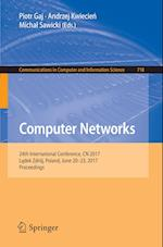 Computer Networks : 24th International Conference, CN 2017, Ladek Zdrój, Poland, June 20-23, 2017, Proceedings