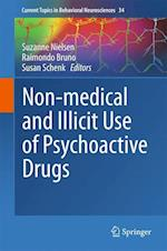 Non-medical and illicit use of psychoactive drugs