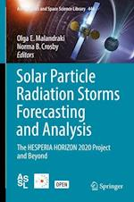 Solar Particle Radiation Storms Forecasting and Analysis (Astrophysics and Space Science Library, nr. 444)