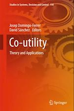 Co-utility (Studies in Systems Decision and Control)