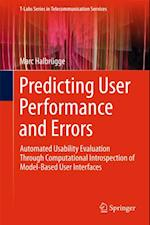 Predicting User Performance and Errors (T-Labs Series in Telecommunication Services)