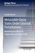 Metastable Glassy States Under External Perturbations (Springer Theses)