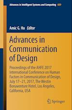 Advances in Communication of Design : Proceedings of the AHFE 2017 International Conference on Human Factors in Communication of Design, July 17-21, 2