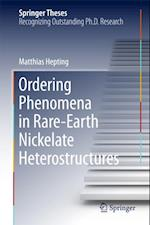 Ordering Phenomena in Rare-Earth Nickelate Heterostructures (Springer Theses)