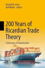 200 Years of Ricardian Trade Theory af Ronald W. Jones
