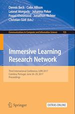 Immersive Learning Research Network : Third International Conference, iLRN 2017, Coimbra, Portugal, June 26-29, 2017. Proceedings