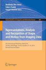 Representations, Analysis and Recognition of Shape and Motion from Imaging Data : 6th International Workshop, RFMI 2016, Sidi Bou Said Village, Tunisi