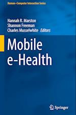 Mobile e-Health (Human-Computer Interaction Series)