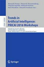 Trends in Artificial Intelligence: PRICAI 2016 Workshops : PeHealth 2016, I3A 2016, AIED 2016, AI4T 2016, IWEC 2016, and RSAI 2016, Phuket, Thailand,