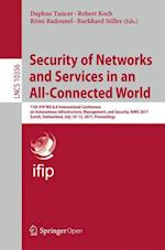 Security of Networks and Services in an All-Connected World : 11th IFIP WG 6.6 International Conference on Autonomous Infrastructure, Management, and