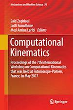 Computational Kinematics (Mechanisms and Machine Science, nr. 50)