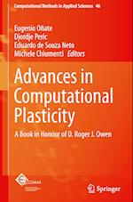 Advances in Computational Plasticity (Computational Methods In Applied Sciences, nr. 46)