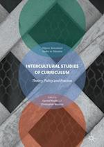 Intercultural Studies of Curriculum (Intercultural Studies in Education)