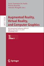 Augmented Reality, Virtual Reality, and Computer Graphics : 4th International Conference, AVR 2017, Ugento, Italy, June 12-15, 2017, Proceedings, Part