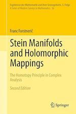 Stein Manifolds and Holomorphic Mappings (Ergebnisse der Mathematik und ihrer Grenzgebiete. 3. Folge / A Series of Modern Surveys in Mathematics, nr. 56)