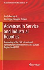 Advances in Service and Industrial Robotics (Mechanisms and Machine Science, nr. 49)