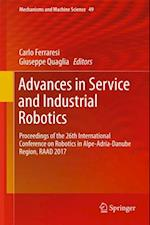 Advances in Service and Industrial Robotics (Mechanisms and Machine Science)