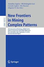 New Frontiers in Mining Complex Patterns : 5th International Workshop, NFMCP 2016, Held in Conjunction with ECML-PKDD 2016, Riva del Garda, Italy, Sep
