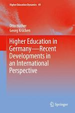 The German Higher Education System