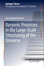 Baryonic Processes in the Large-Scale Structuring of the Universe (Springer Theses)