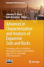 Advances in Characterization and Analysis of Expansive Soils and Rocks : Proceedings of the 1st GeoMEast International Congress and Exhibition, Egypt