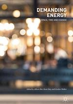 Demanding Energy : Space, Time and Change