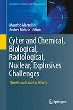 Cyber and Chemical, Biological, Radiological, Nuclear, Explosives Challenges (Terrorism Security and Computation)