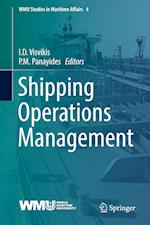 Shipping Operations Management (Wmu Studies in Maritime Affairs, nr. 4)