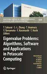 Eigenvalue Problems (Lecture Notes in Computational Science and Engineering, nr. 117)