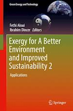 Exergy for A Better Environment and Improved Sustainability, Volume 2 (Green Energy and Technology)