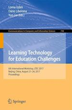 Learning Technology for Education Challenges : 6th International Workshop, LTEC 2017, Beijing, China, August 21-24, 2017, Proceedings