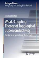 Weak-Coupling Theory of Topological Superconductivity : The Case of Strontium Ruthenate