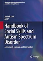 Handbook of Social Skills and Autism Spectrum Disorder : Assessment, Curricula, and Intervention